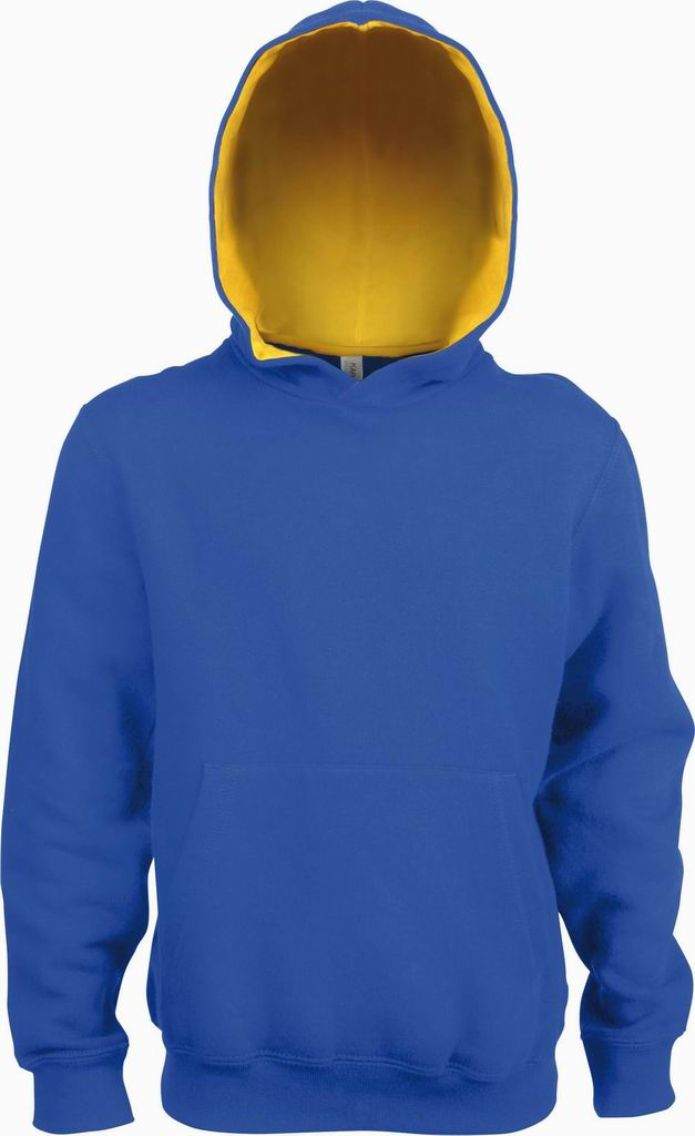 Light Royal Blue/Yellow